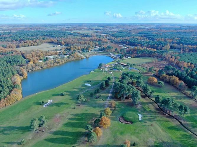 Golf des Graves et du Sauternais - SAINT-PARDON-DE-CONQUES - Sud-Gironde