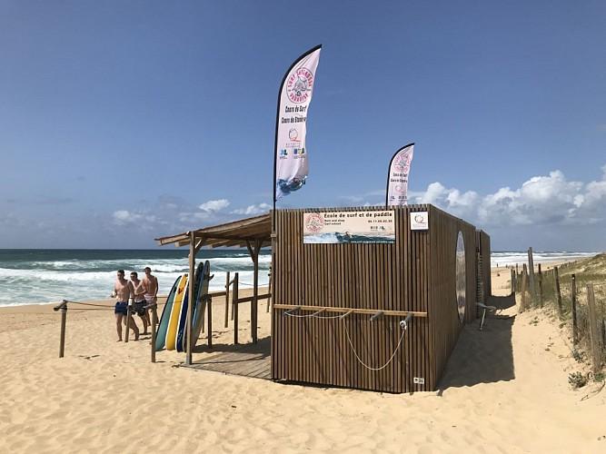Surf Seignosse Paradise 2015