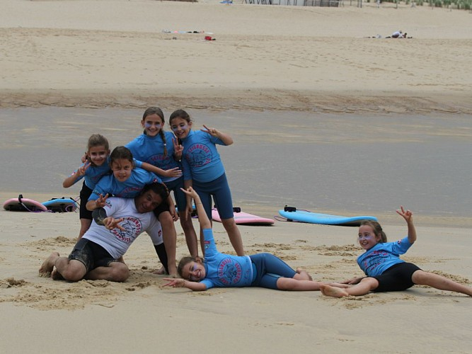 Surf Seignosse Paradise 2019