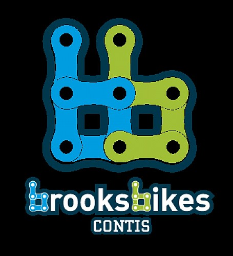 Logo Brooks bikes