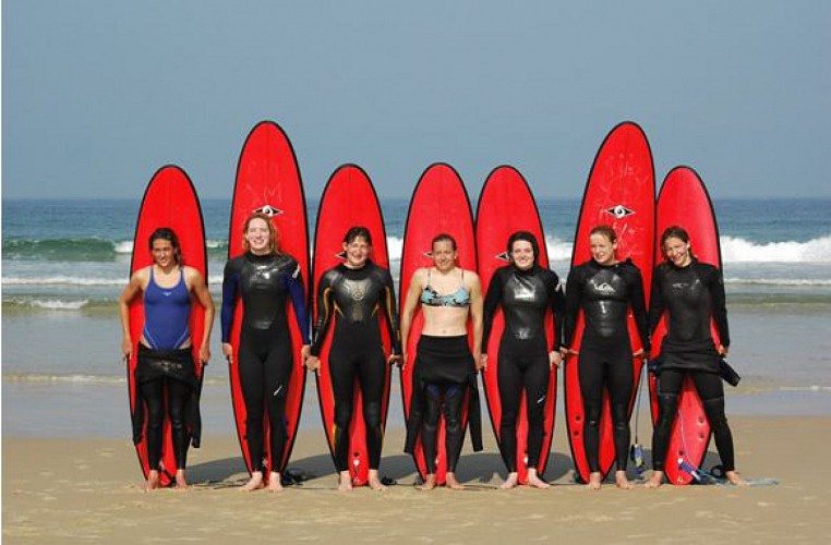 Maeva Surf Club - Site Web 3