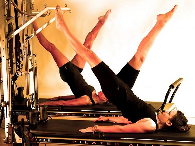 Pilates Pôle 2015