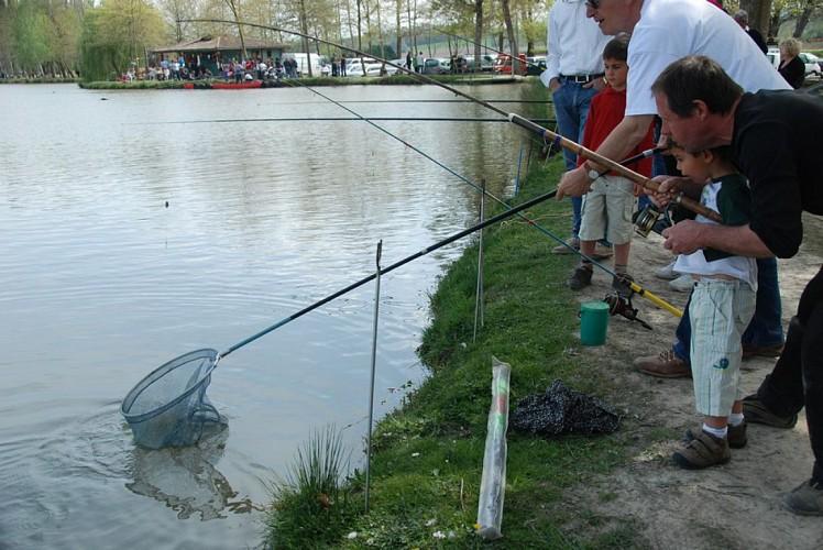 Pêche au Lac de Tastoa