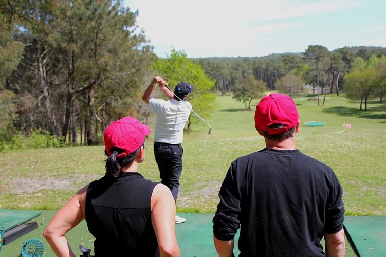 cours de golf à seignosse