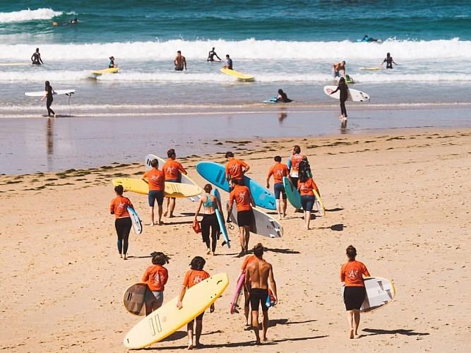 Lost Surf School 2016