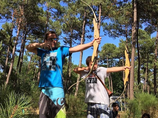 Arc'Aventure - La Forêt de Robin1