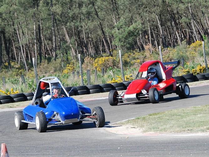 Circuit de karting - Escource