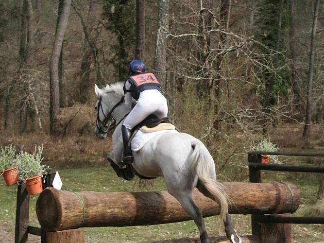 Concours équitation Casteljaloux