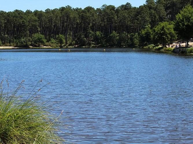 Lac-clarens-vue-nature