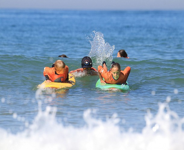 Biarritz Surf Training cous groupe