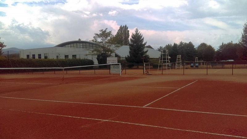 Court de Tennis terre batue (FCO Tennis)