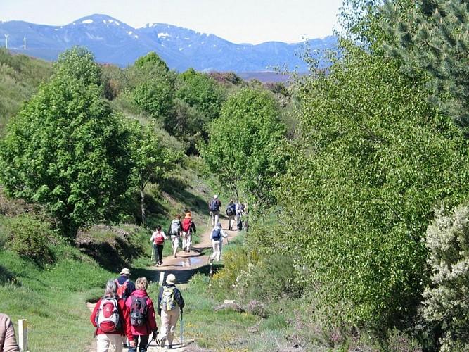 Accompagnateur montagne Daniel Hargain - randonneurs - Saint Etienne de Baïgorry