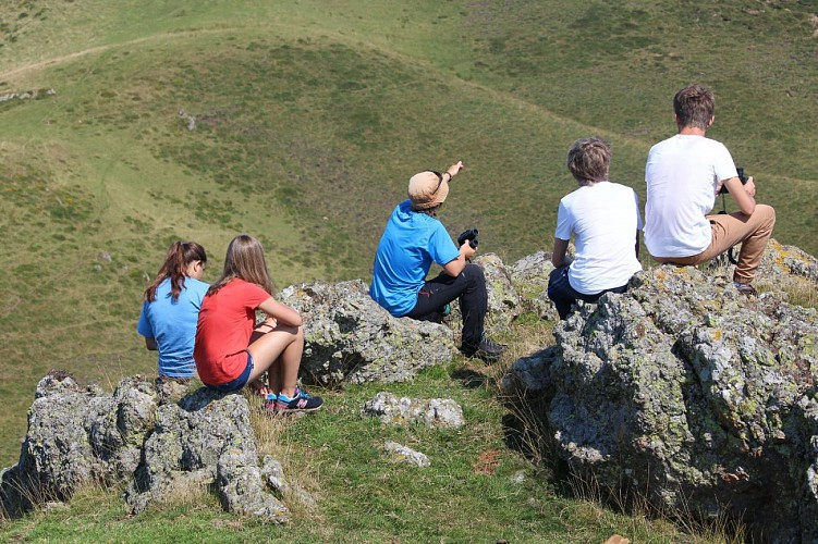 CPIE Pays Basque - observation-rapaces