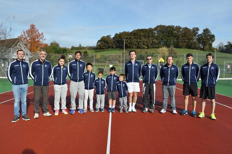 Tennis Club Sauveterre 1440x900