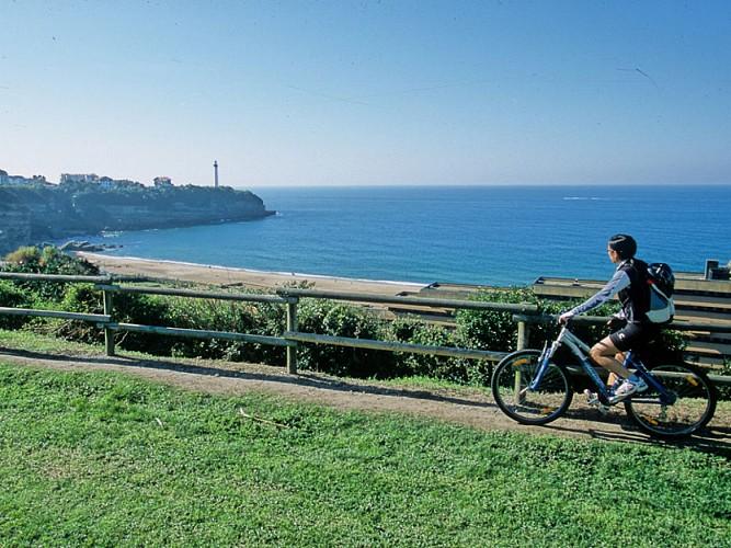Location vélo sur la Côte Basque