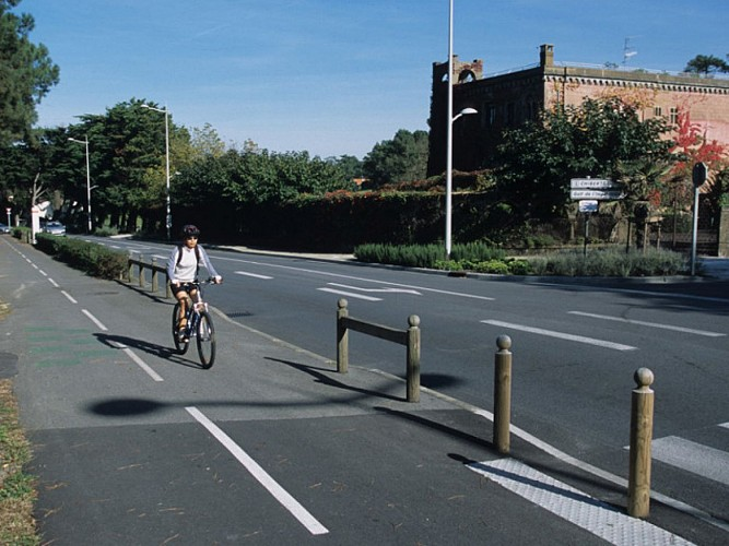 Location vélo à Anglet