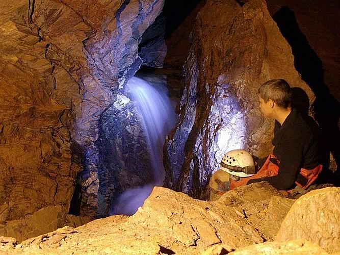 Alexis AUGUSTIN - Grotte Haitzalde Baigorri
