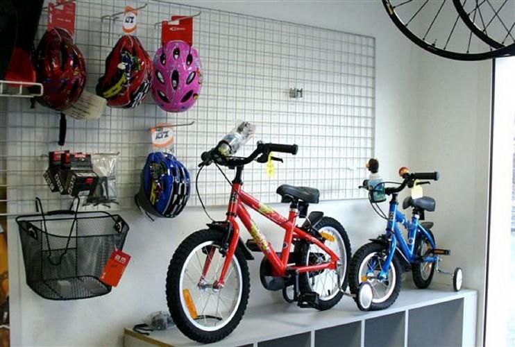 Cycles Poppe-vélo