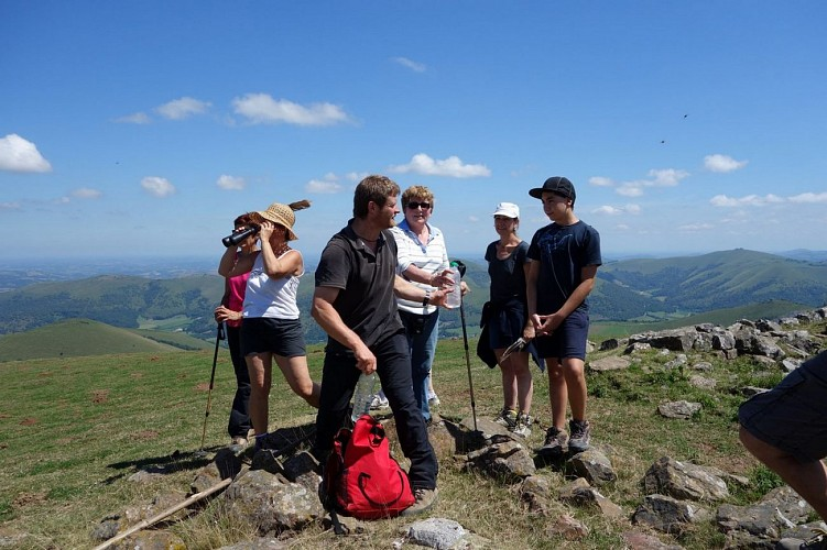 Eñaut Harispuru - accompagnateur montagne Ibarrole (3)