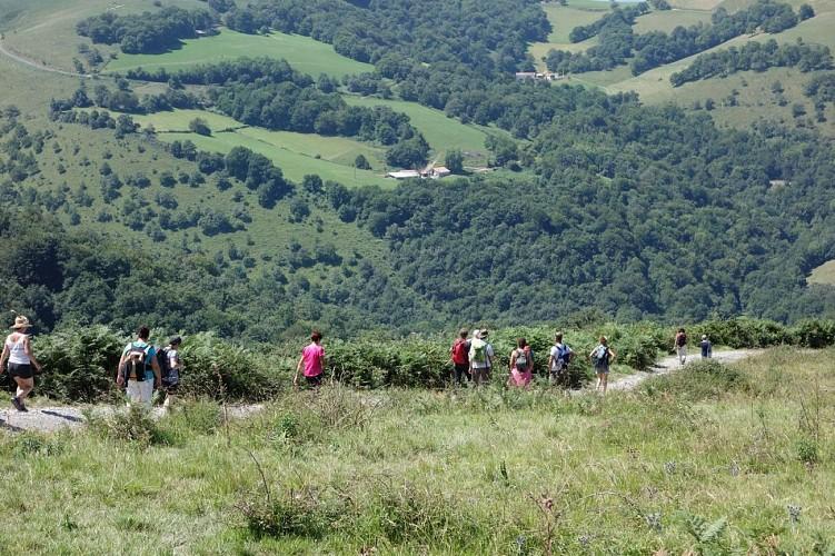 Eñaut Harispuru - accompagnateur montagne Ibarrole (4)