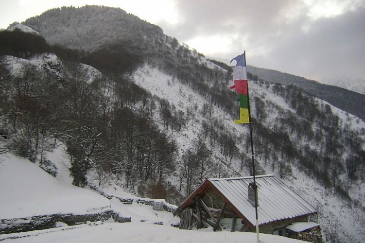 Etxezaharreta Accompagnateur en montagne - 64120 Saint palais  (3)