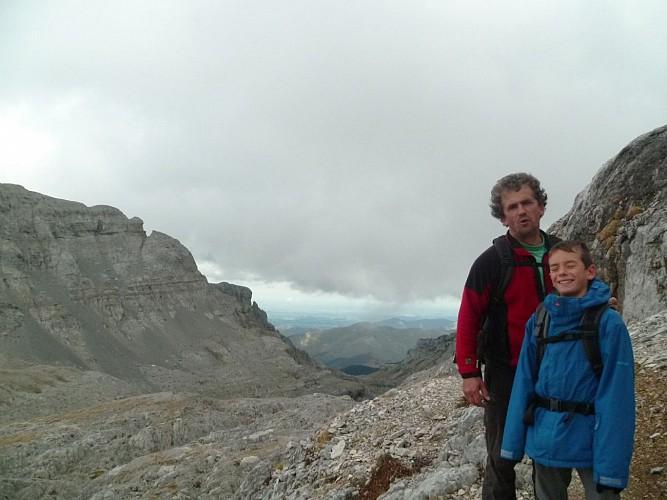 Etxezaharreta Accompagnateur en montagne - 64120 Saint palais  (6)