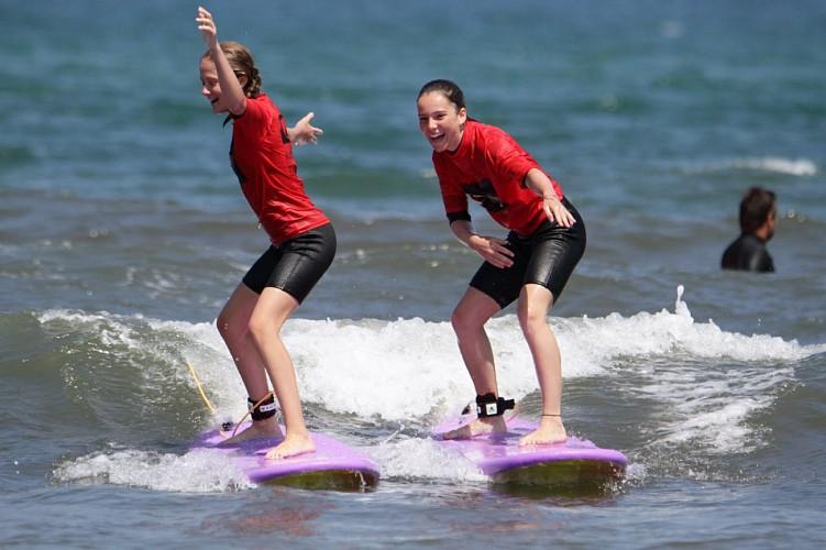 Ecole de Surf Txingudi Duo