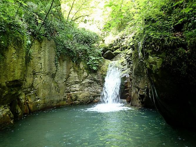 Ur eta Lur canyoning - Suhescun (3)