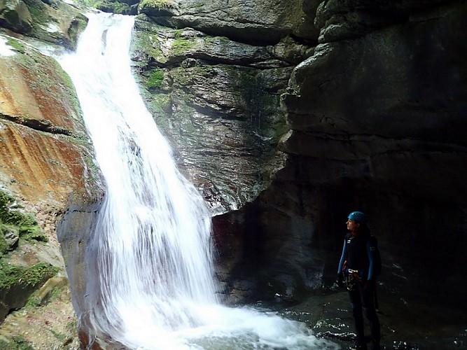 Ur eta Lur canyoning - Suhescun (1)