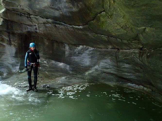 Ur eta Lur canyoning - Suhescun (2)