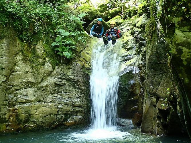 Ur eta Lur canyoning - Suhescun (4)