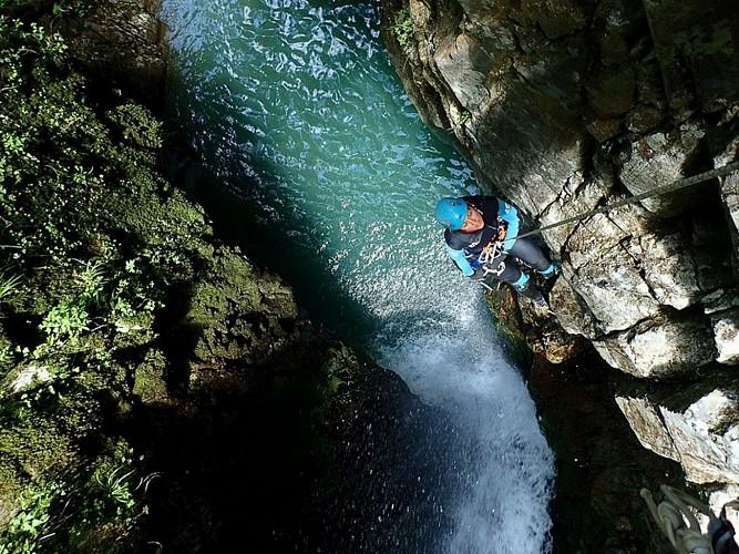 Ur eta Lur canyoning - Suhescun (5)