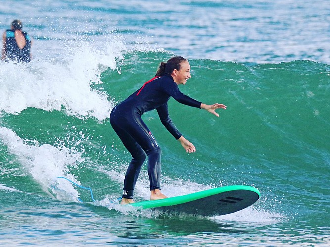 Anglet Surf Ocean