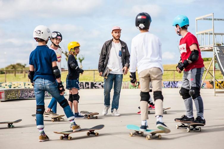 Kids Skate School