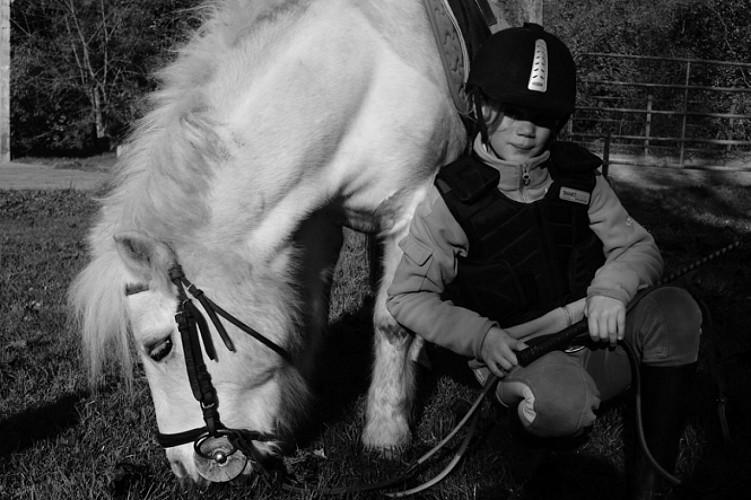Balade en poney non accompagnée