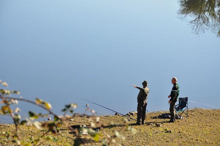 Street fishing à Coulon