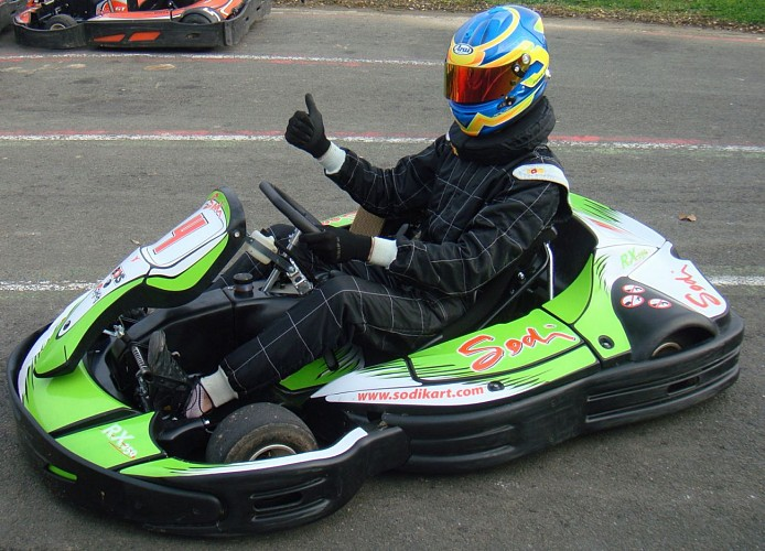 Un kart RX 250