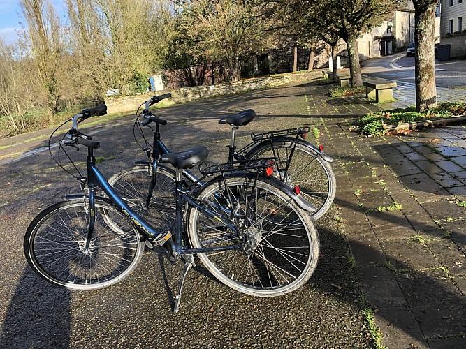 La flotte de vélos classiques