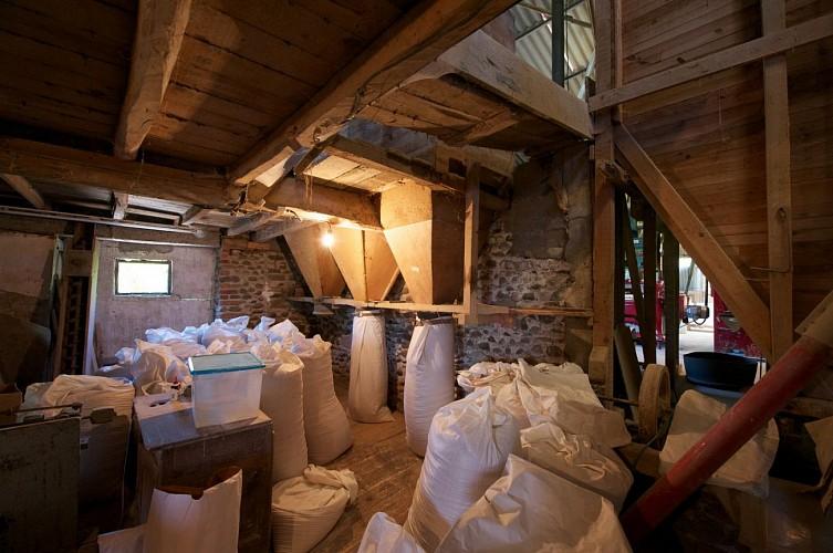 Le Moulin de Saint-Pe-de-Leren