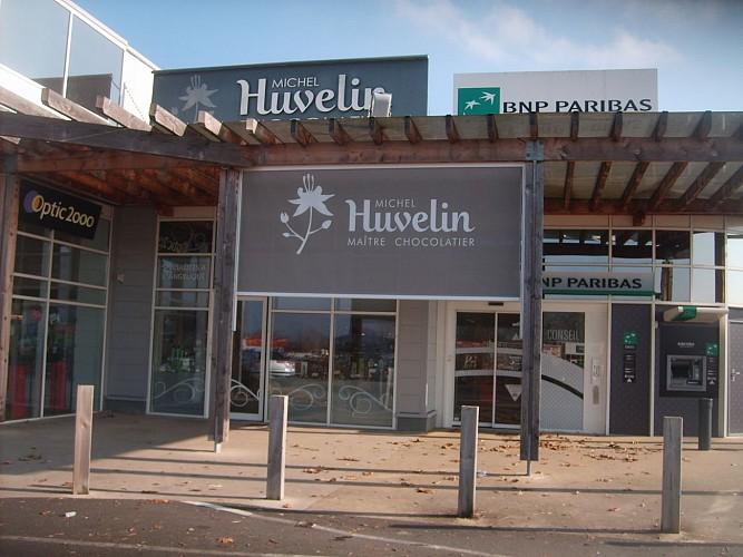 La chocolaterie Huvelin à Bessines
