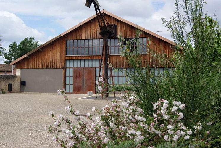 espace culturel la forge portets la cour2