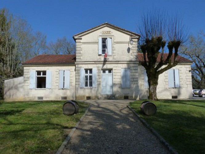 mairie sadirac