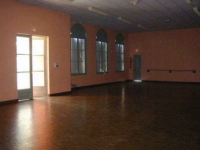 salle communale baurech