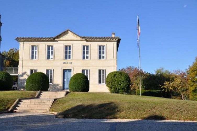 mairie lignan