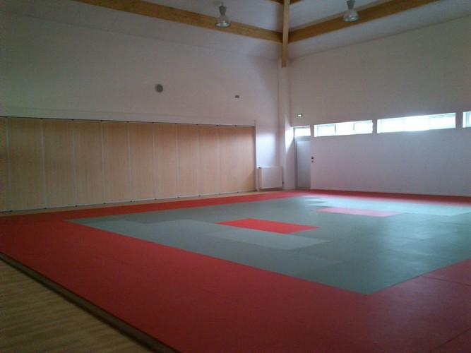 complexe sportif-Dojo