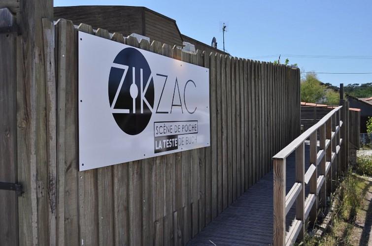 Zik Zac extérieur