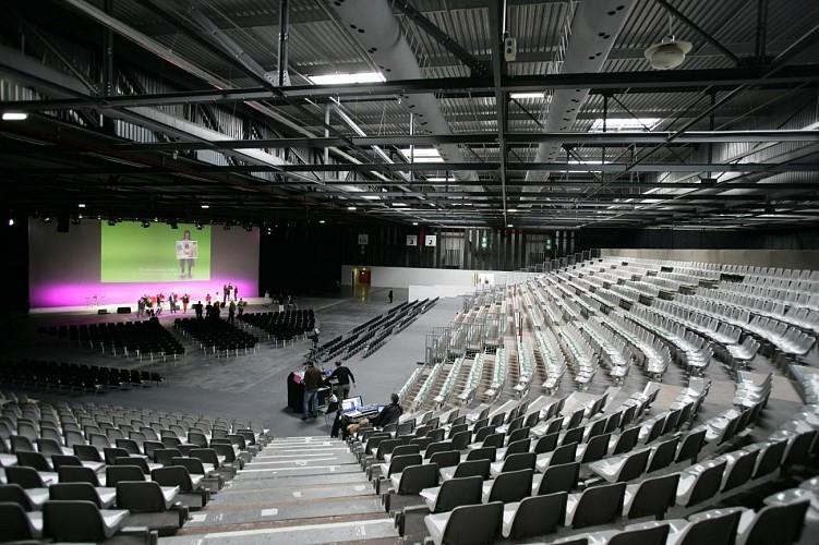 2015 Parc des Exposiotions _salle des congrès