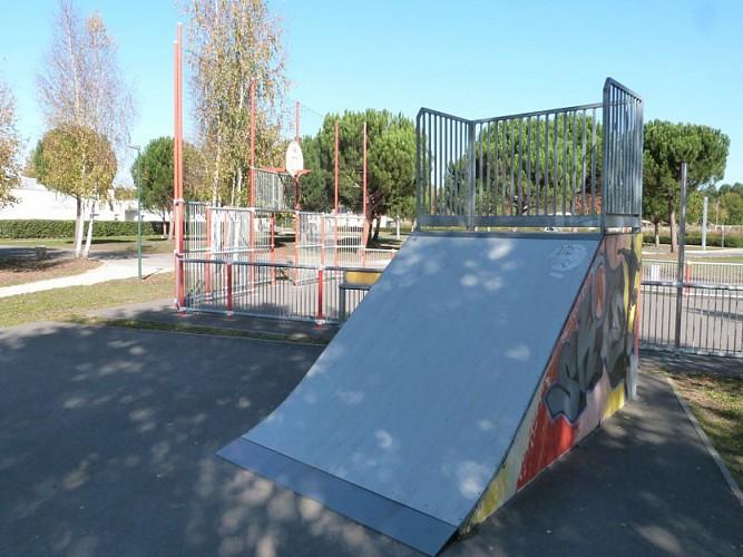 Skate park marcheprime (1)