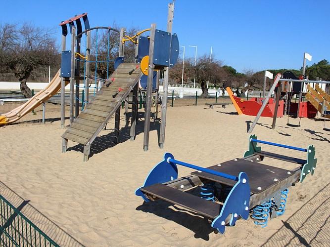 Aire de jeux Port Audenge