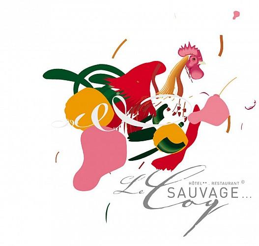 le coq sauvage logo